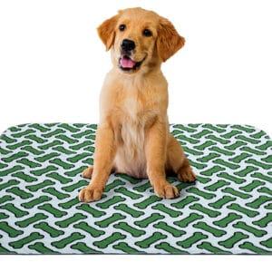 waschbares Hunde-Pad